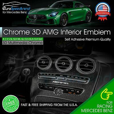 3D Sport Emblem Badge Sticker Auto Car Vehicle Styling Racing Decal SL