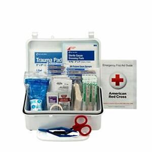 Pac-Kit 6060 57 Piece #10 ANSI First Aid Kit Weatherproof Plastic Case