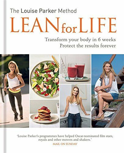 1 of 1 - The Louise Parker Method: Lean for Life, Parker, Louise 1784721751
