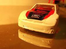 HOT WHEELS   2001 FORD FOCUS RACER      1/64 SCALE DIECAST CAR 5-2-15