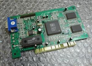 Sparkle-VGA-PCI-Graphics-Carte-avec-Holtek-HT27C512-70-Bios-Puce-N-Facade