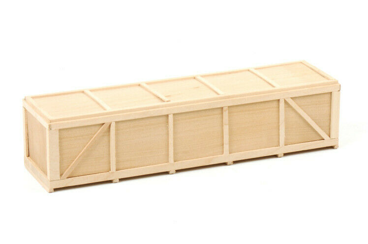 WSI 12-1011 Wooden Box (24cm) Scale 1 50