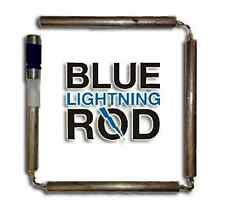 "Blue Lightning Magnesium Flexible Anode Rods, Nipple Type, 44"""