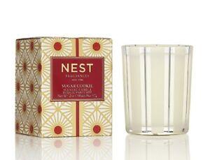 NEST Fragrances Sugar Cookie Candle, Votive: 57g/2oz ...
