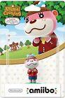 Lottie Amiibo Animal Crossing Collection Nintendo Wii U 3ds