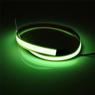 60CM/1M LED Flash Flexible Neon Light Glow EL Strip Tube Wire Strip Party Decor