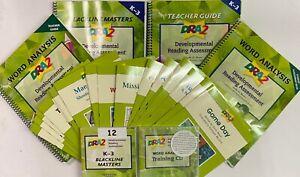 DRA2-Developmental-Reading-Assessment-Levels-18-40-Pearson-DRA-Kit-K-3
