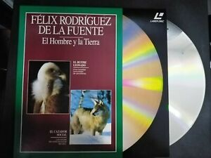 Felix-Rodriguez-Of-Power-the-Man-Y-La-Earth-Laser-Disc-Vulture-Y-the-Wolf