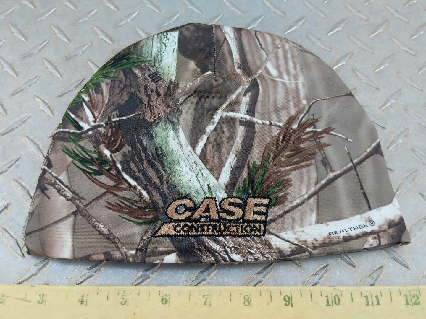 Case Cap construction reversable camo beanie stalking Cap Case Hat Trucker licensed cih 251248