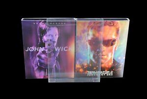 SCF3-Blu-ray-Steelbook-Lenticular-Slip-Fullslip-Protectors-Pack-of-10