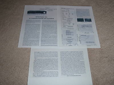 1976,double More Discounts Surprises 3 Pgs Harman Kardon 730 Récepteur Review