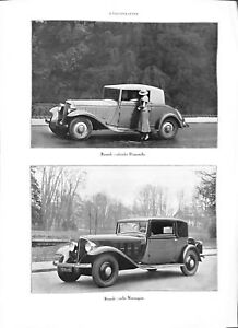Auto Renault Cabriolet Primastella/Renault coche Nervasport ILLUSTRATION 1932 - France - EBay Voiture Renault Cabriolet Primastella/Renault coche Nervasport /Renault Cabriolet Primastella / Renault Coche Nervasport Car ILLUSTRATION SUR PAPIER JOURNAL100 % DÉPOQUE1932 PORT GRATUIT EUROPE A PARTIR DE 4 OBJETS BUY 4 ITEMS AND EUROPE SH - France