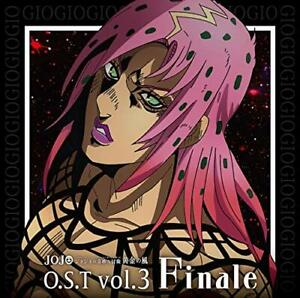 CD-JoJo-039-s-Bizarre-Adventure-Golden-Wind-OST-Vol-3-NEW-from-Japan