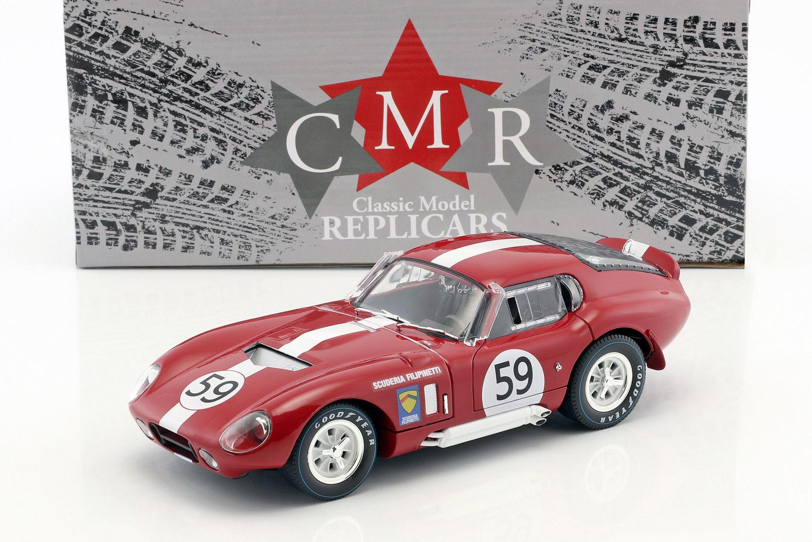 CMR Shelby Cobra Daytona Coupe h Le Mans 1965 1 18 Nytt objekt