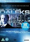 Dr Who and The Daleks DVD 2013 Region 2
