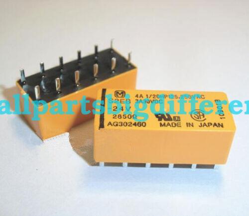 5pcs 10pcs S2EB-24V AG302460 New Genuine 12Pins Relay