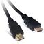 Nuevo-Premium-Cable-HDMI-v1-4-Dorado-Alta-Velocidad-HDTV-UltraHD-HD-1080p-2K-3D-1M-20M miniatura 1