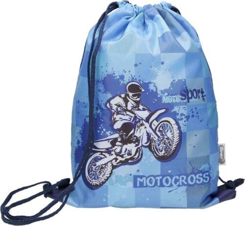 Kindergarten Schlafbeutel Schuhbeutel Sportbeutel Turnbeutel Motocross