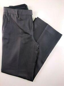 J. Crew Favorite Fit Lined Olive Straight Leg Women's Pants 2P 26x28
