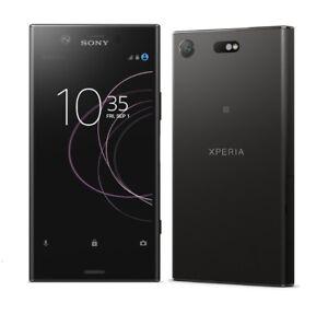 Sony-XPERIA-XZ1-Compact-in-Black-Handy-Dummy-Attrappe-Requisit-Deko-Muster