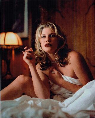 Katee Sackhoff Sexy In Bedhseets Smoking Cigar Battlestar Galactica Star 8x10 Ebay