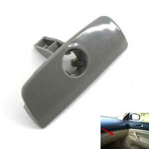 Beige Glove Box Lid Cover Handle With Lock Hole for VW passat B5 Wagon 1997-2005