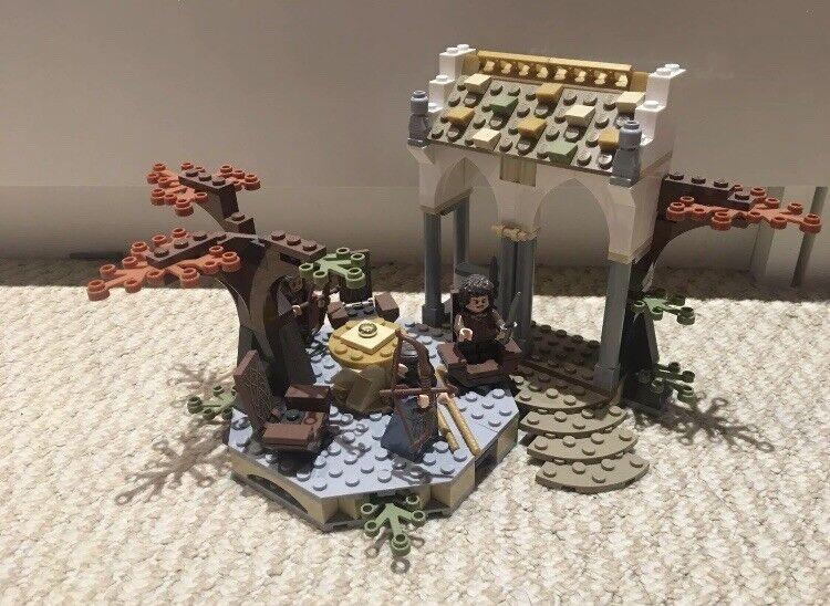 LEGO Il Signore degli Anelli  il Consiglio di Elrond (79006)  il più recente