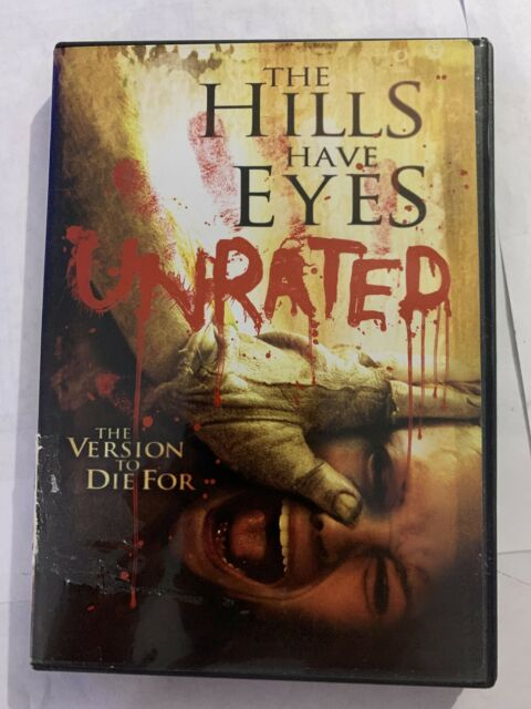 The Hills Have Eyes Dvd 2006 Rental Ready Unrated Widescreen For Sale Online Ebay