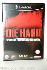 DIE HARD VENDETTA GIOCO USATO OTTIMO NINTENDO GAMECUBE EDIZIONE ITALIANA