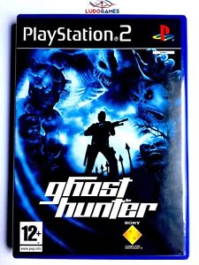 Ghost-Hunter-Pal-Eur-PS2-Promo-Retro-Jeu-Videojuego-Videogame-Mint-State