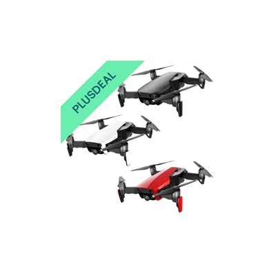 DJI Mavic Air Fly More Combo Kameradrone Drohne 4K-Kamera Action Cam Full-HD WOW