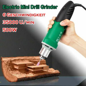 Electric Mini Drill Grinder Grinding Rotary Polishing Engraving Grind DIY Tool