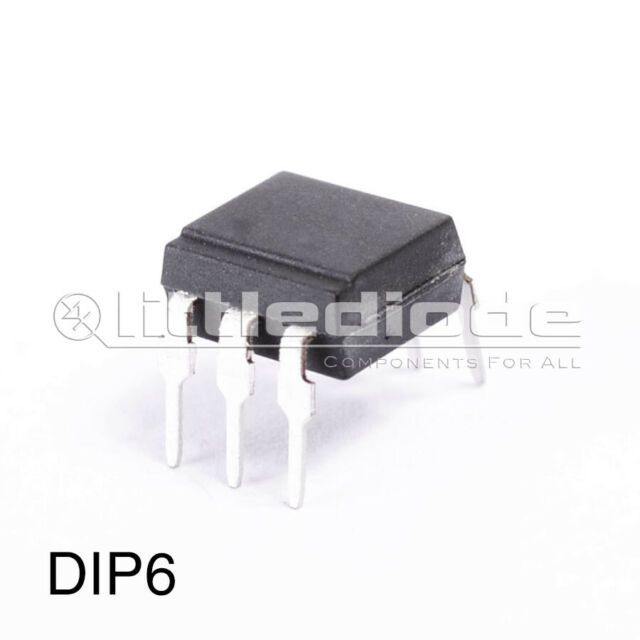 PC614 Opto - CASE: DIP6 MAKE: Sharp Microelectronics