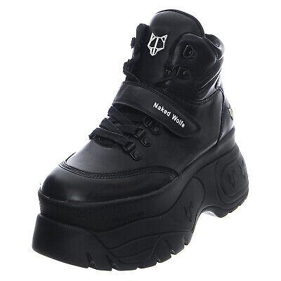 Naked wolfe scandal sneakers - black - scarpe profilo alto