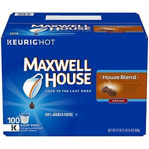 Maxwell-House-House-Blend-K-Cup-Coffee-Pods-100-ct