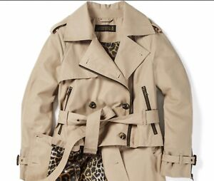 Jeremy Scott X London Fog Sold Out Limited Edition Women S Trench Coat Nwt Ebay