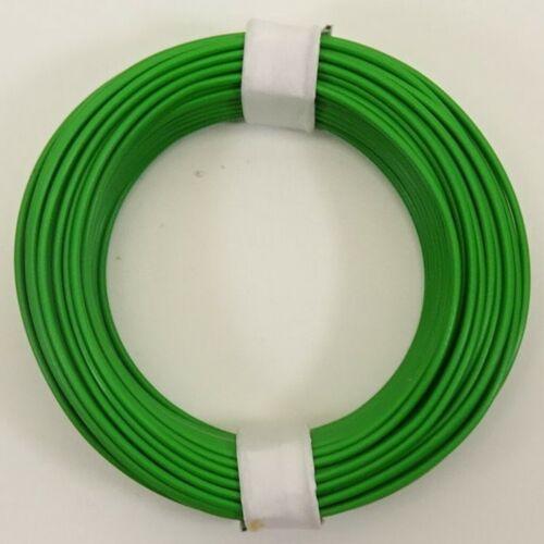 LiYv Kabel Litze Kupferlitze Schaltlitze 0,25mm² verzinnt 2m 10m 15m 20m 25m 50m