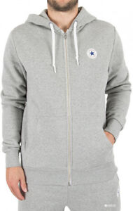 Image is loading CONVERSE-ALLSTARS-MENS-TRACKSUIT-FULL-ZIP-HOODY-GREY- 0bb19a55c