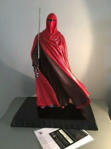Star-Wars-Emperor-039-s-royal-GuardLimited-Edition-Statue-by-Gentle-Giant-Ltd