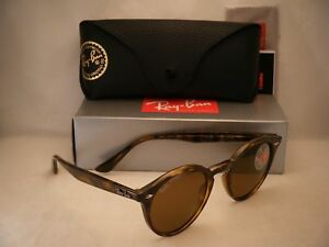 5047a6d5b9b28 Ray Ban 2180 Tortoise w Brown Polar Lens (RB2180 710 83 49 mm size ...