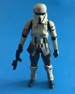 STAR WARS HASBRO Shoretrooper Squad Leader Stormtrooper Clone figure Loose NEW!