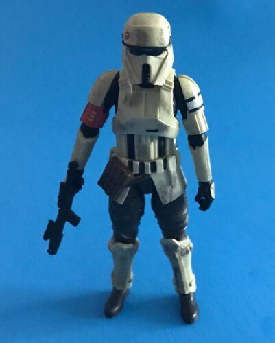STAR Wars Collezione Vintage SCARIF Stormtrooper VC133 loose completo