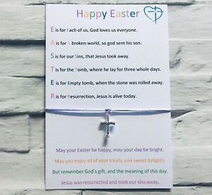 Meaning Of Easter Gift, Alternative, Religious, Jesus, Cross