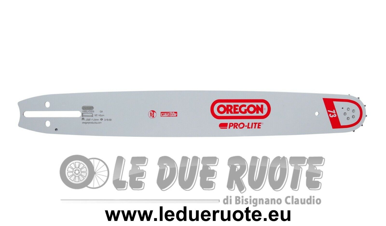 Bar Oregon Chainsaw Dolmar PS5105 pro Lite 38 cm Original 3 8