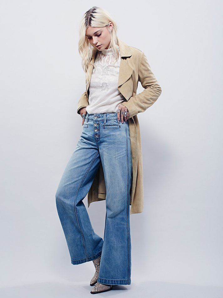 New  Free People Avendale Flare Size 28