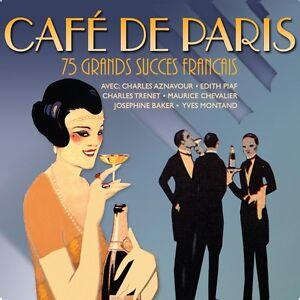 Paris Cafe Music Cd