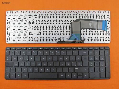 NW Spanish Keyboard HP 15-p000 15-p001la 15-p002la 15-p003la 15-p004la 15-p005ns