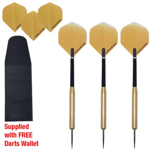 Shanghai Club 22 Ringed Brass Darts Set in 22gram