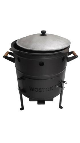 Utschak Ofen für Kasan Wok Feuertopf 7L 8L 9L 10L 11L 12L Asia