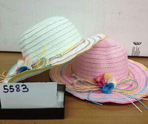 nuovo arrivo nuovi prodotti caldi raccogliere cappello bianco white bambinA elegante cerimonia mare hat baby ...